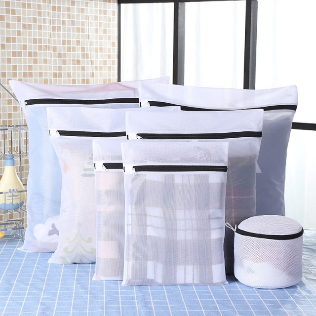 set of 7 laundry bag