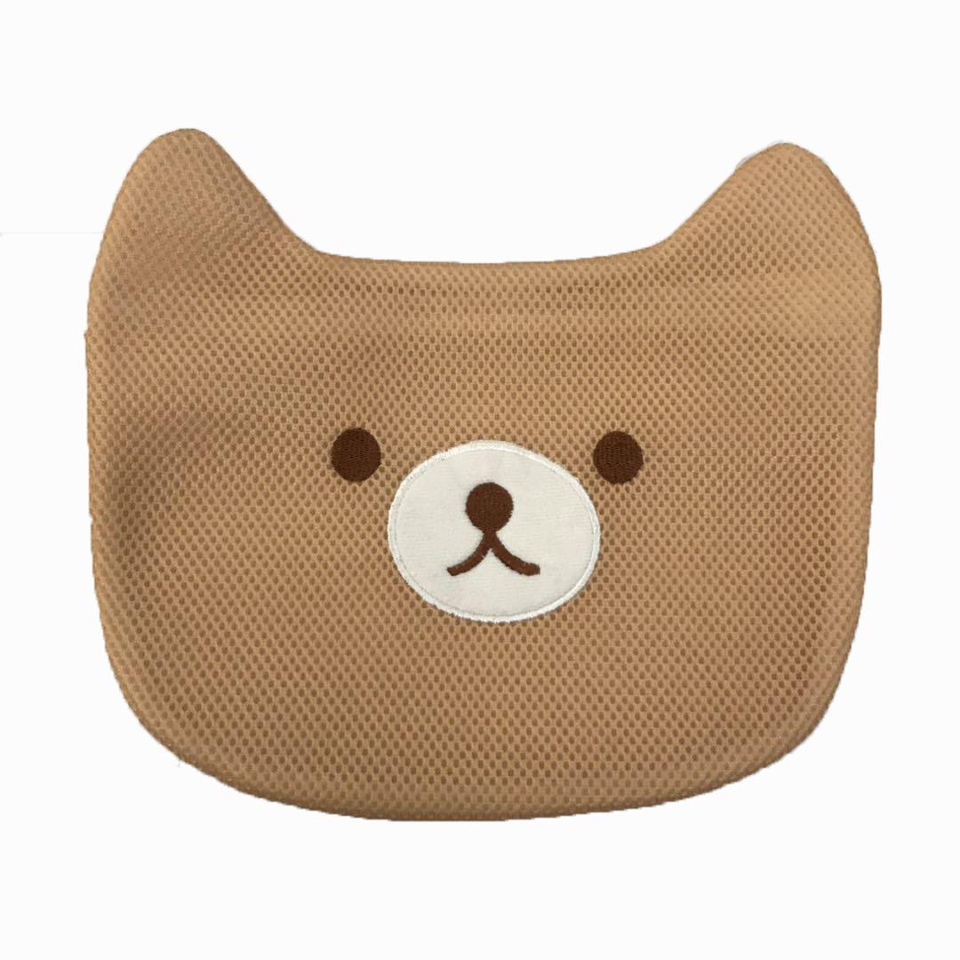 Cartoon Bear Sandwich Laundry Bags